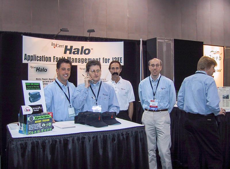 Mike, Randy, Rick, Richard, and Jeff