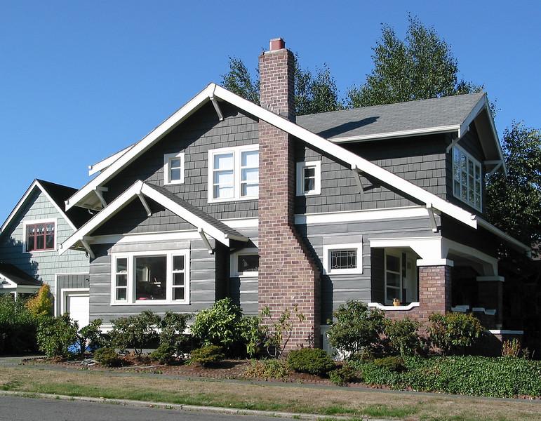 Queen Anne Hill houses