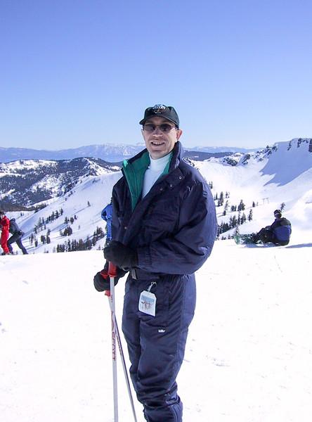 Richard at Squaw Valley