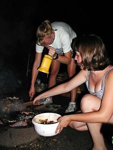 Campin' Cookin'