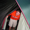 Pup (in) Tent
