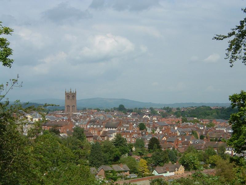 St Lawrences, Ludlow