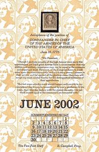 June, 2002, Five-Foot Shelf Press