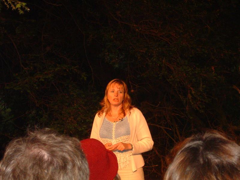 Karen-Eve of Midnight Storytellers