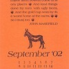 September, 2002, Widdershins