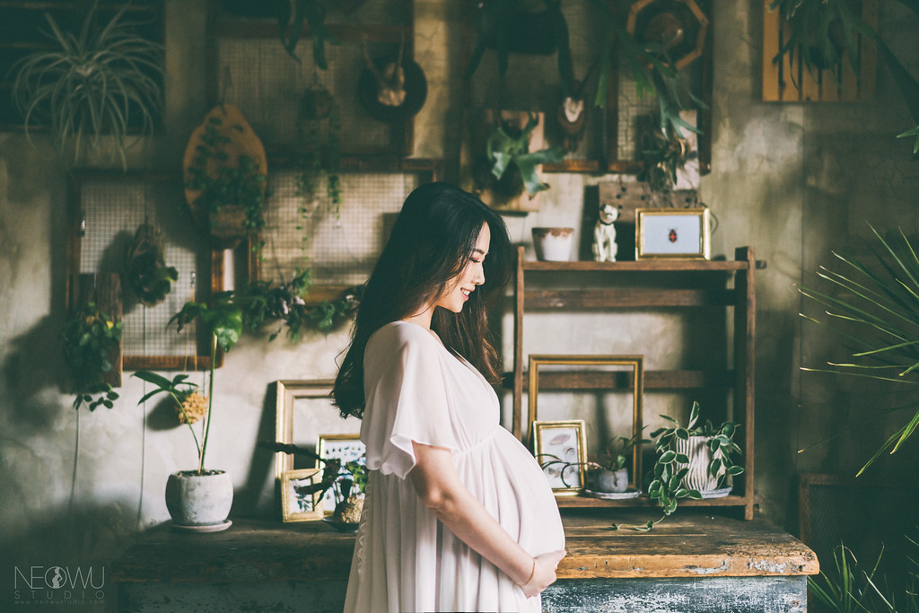 孕婦寫真,孕婦寫真推薦,孕婦照,The Room 實景空間