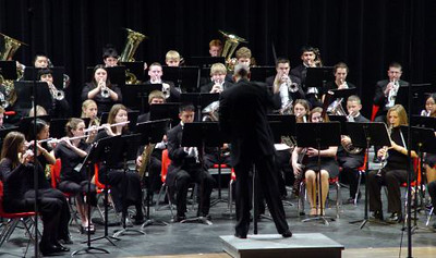 4-12-03 Pre-UIL Concert