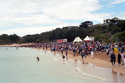 17 Jan 2004 Portsea Swim Classic - by Henry Lawson