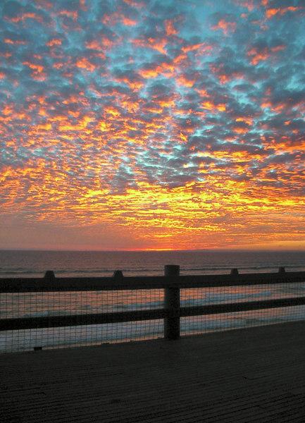 2004-01 Portsea Sunset