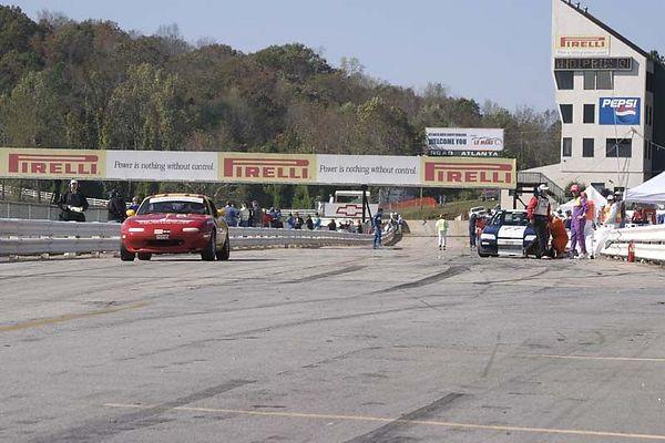 No-0332 Race Group 8-Enduro ITB, ITC, ITT, SRX7, Spec Mazda