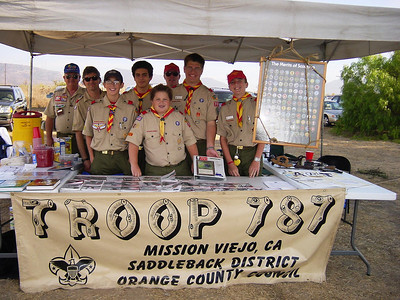 10/18/2003 - Fall Camporee