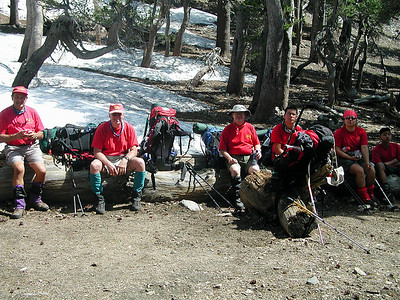 6/2/2003- Trainig Hike @ San Gorgonio