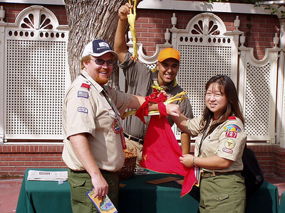 9/20/2003 - 50th Anniversary Camporee Celebration @ Disneyland