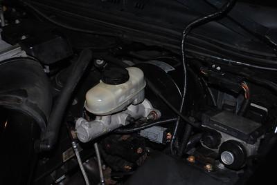 04 Marauder Brake Booster Swap