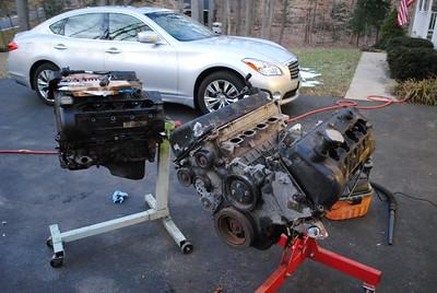2/21/16 Engine Install