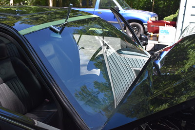 8/5/17 Front Windshield Install