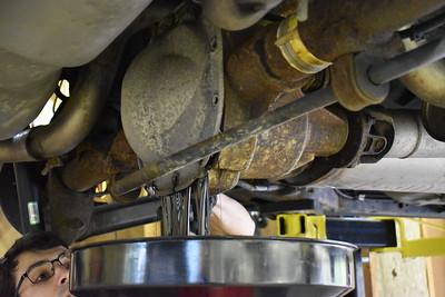Rear Axle Rebuild