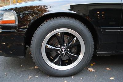 Winter Wheels Test Fit
