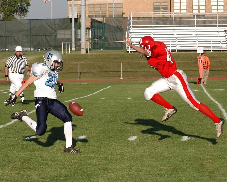 Block that kick !!!