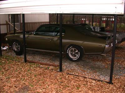 Scotty's '69 GTO