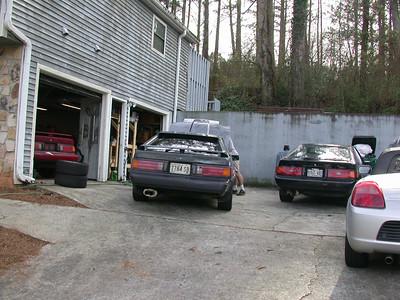 7M MK2,  400rwhp 7M MK2, 5M MK2. Nice selection