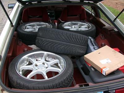 New wheels in MK2