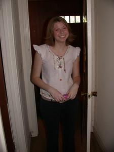 Jenn's cute outfit