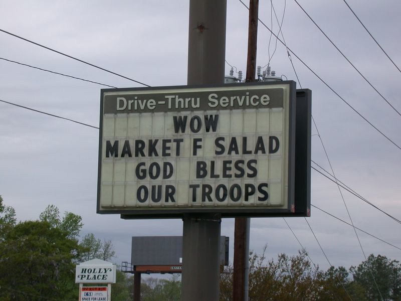 Fighting to bring us market fresh salad every day