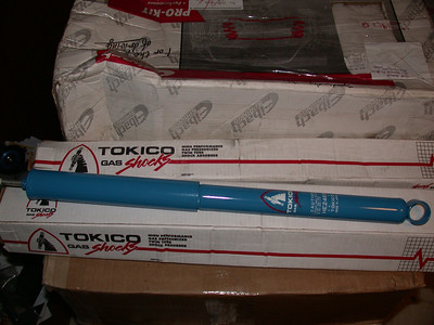 tokico shocks (also for the mk2)
