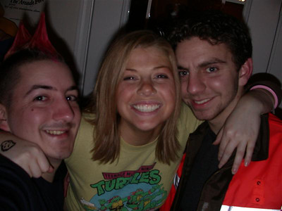 Dan, Jenn, and Andy
