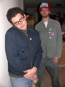 Emo Jeff and Mike