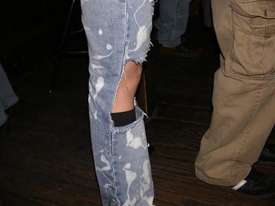 Clemson Ass Garet's Haggard Ass Jeans