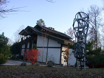 When I get rich and build my own house I'm gonna have weird sculptures in the yard made by my friends