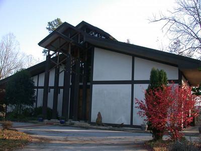 Sensei's house