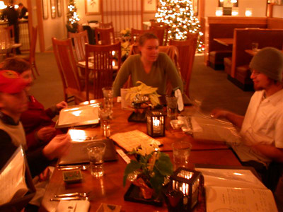 We eat at Nami's