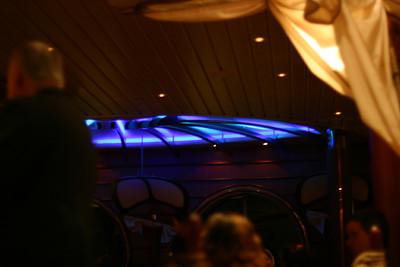 And Dan enjoys neon lighting