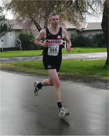 2003 Bazan Bay 5K - Bob Flindell is having an awesome series - 1st or 2nd in every race!