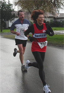 2003 Bazan Bay 5K - She looks warmed up now