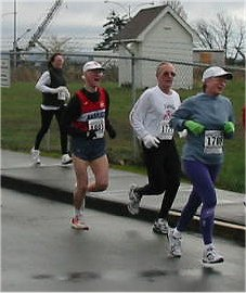 2003 Bazan Bay 5K - Wayne Fisher and Jim Sargent