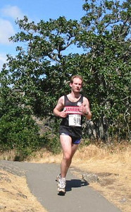 2003 Gutbuster Mount Doug - Steven Shelford after climb number two