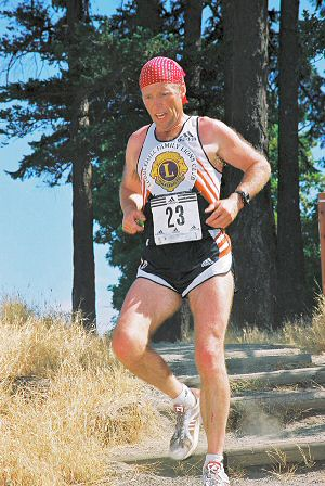 2003 Gutbuster Mount Doug - Kevin Searle - before going off course