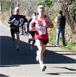 2003 Hatley Castle 8K - Bob Janicki finishes strong