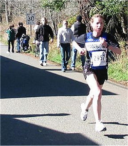 2003 Hatley Castle 8K - Karen Fry has another good series run