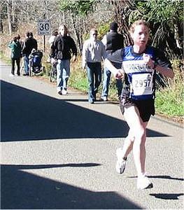 2003 Hatley Castle 8K - Karen Fry has another good series run