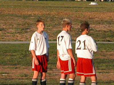 2003 Kyle Soccer