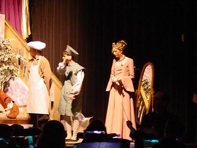 2003 - March Allie In Cinderella