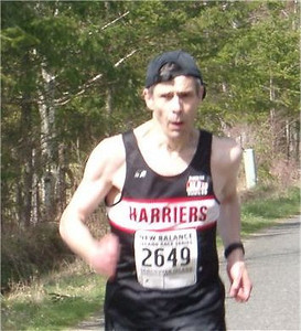 2003 Merville 15K - Bob Flindell with another good race
