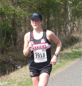 2003 Merville 15K - Claire Townsend keeps improving as the series progresses
