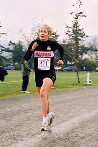2003 Pioneer 8K - Hillerie Denning showing off her well-honed speed