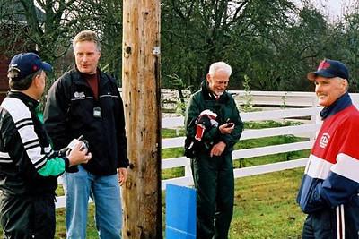 2003 Pioneer 8K - Coach's Corner - Creery, Bowker, Taylor, Reid